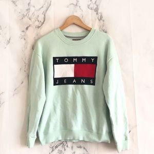 Tommy Hilfiger pullover sweater logo medium